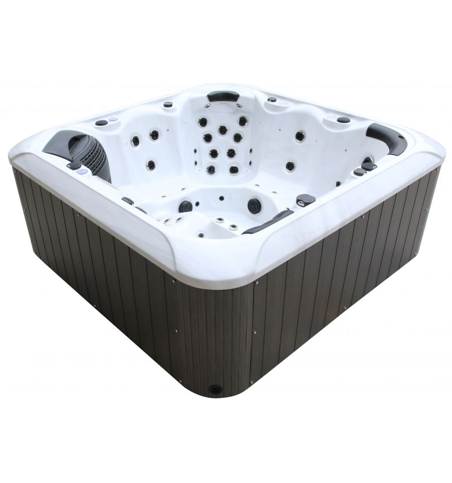 82b948a45f3798 Spa 6 seater square - Spa Jacuzzi TAHITI - delivered home!